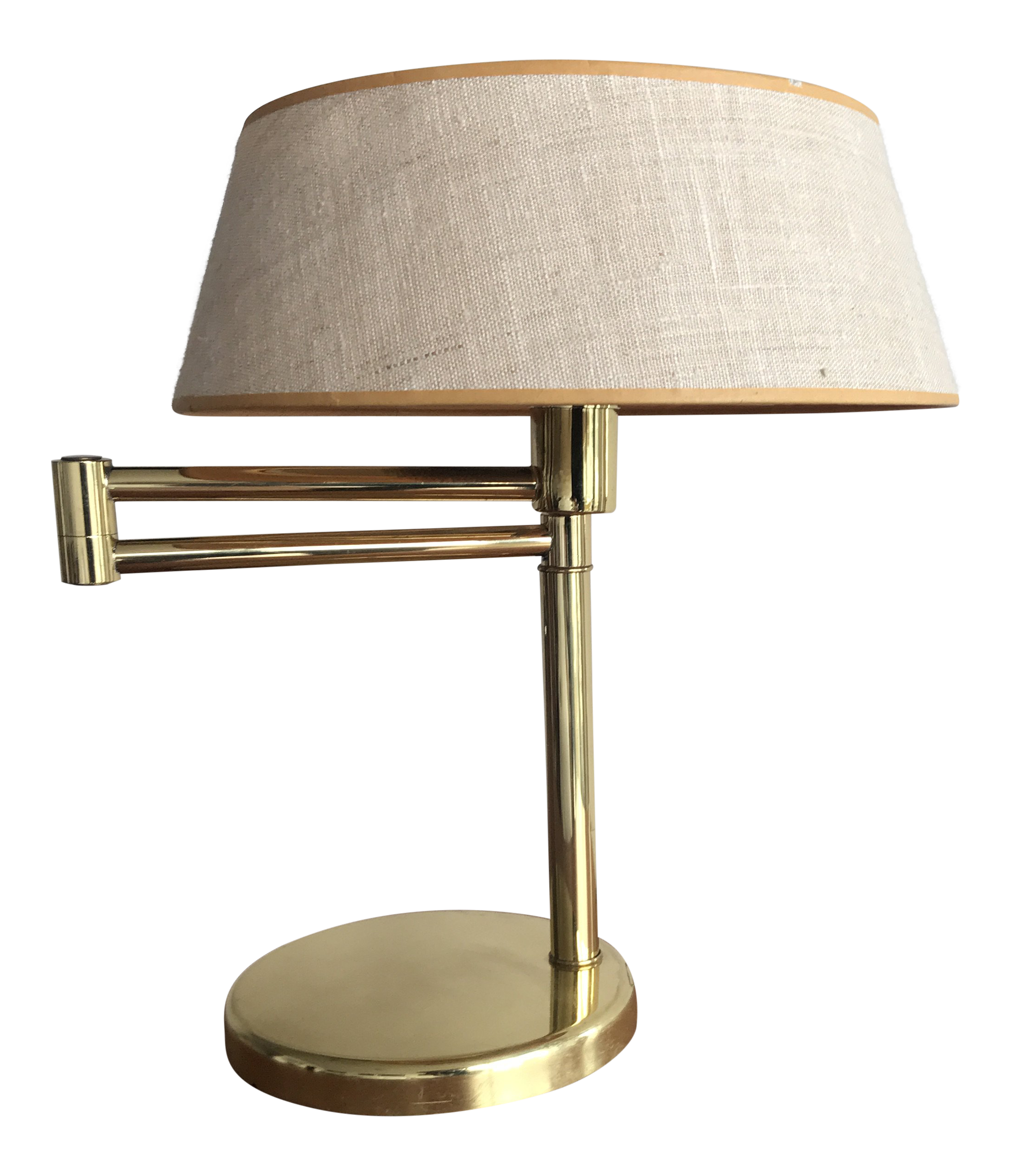 Nessen Mid Century Modern Desk Table Lamp Chairish