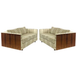 Image of Rosewood Loveseats