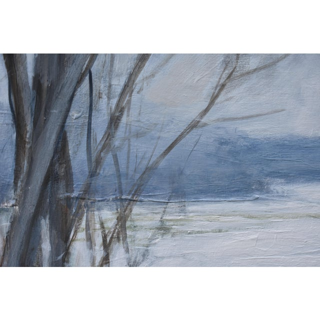 "2010s ""River, Road, Field, Mountain"" Contemporary Landscape Painting by Stephen Remick For Sale - Image 5 of 10"