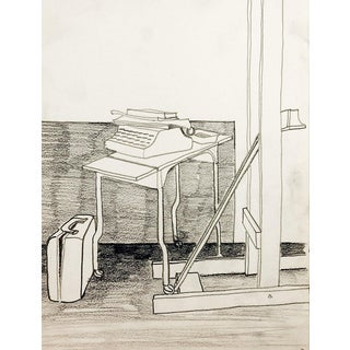 Office Interior Drawing For Sale