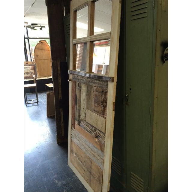 Rustic Barnwood Door - Image 2 of 6