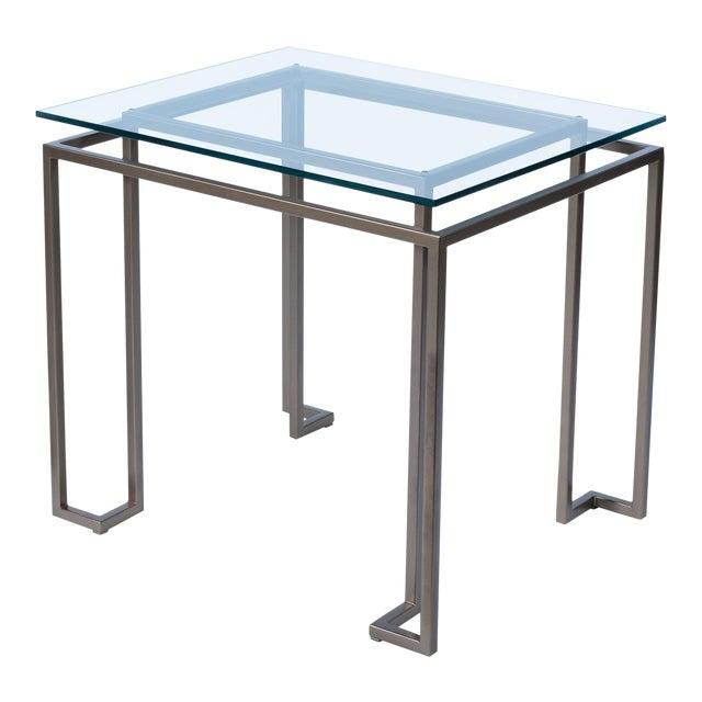 Sarreid Bartlet Side Table For Sale