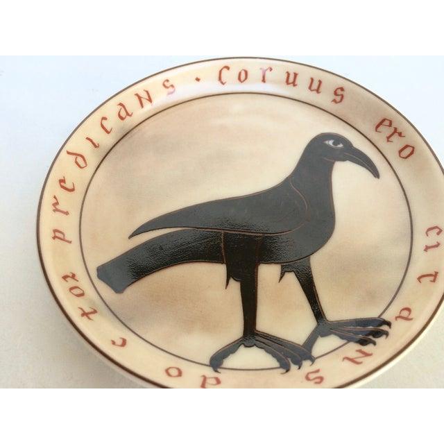 Black Bird Ashtray/Trinket Dish For Sale - Image 4 of 6
