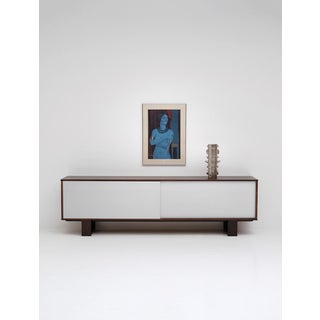 Wengé sideboard by bovenkamp