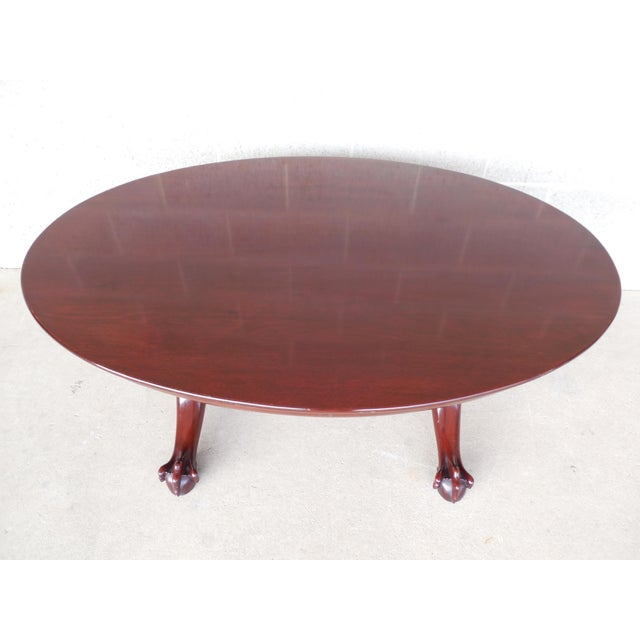 Paine Furniture Chippendale Cocktail Table - Image 4 of 8
