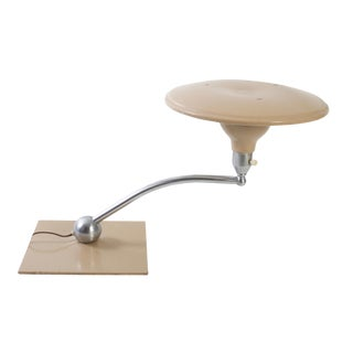 Flying Saucer Desk Lamp For Sale
