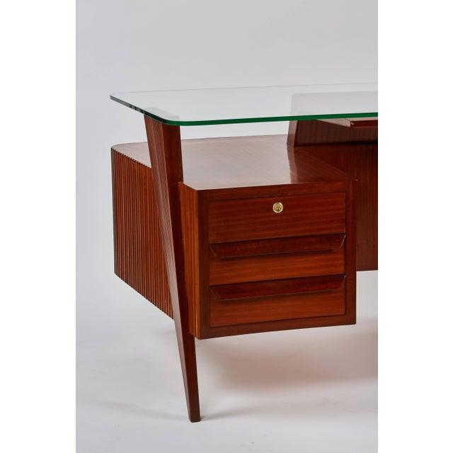 Carlo de Carli Rare Carlo De Carli Desk For Sale - Image 4 of 11