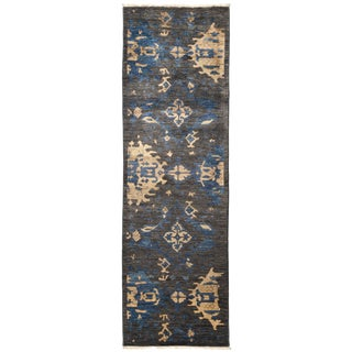 """Parker, Eclectic Area Rug - 2' 6"""" X 8' 2"""" For Sale"""
