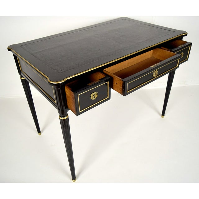 Late 19th Century French Louis XVI Writing Desk - Image 5 of 11