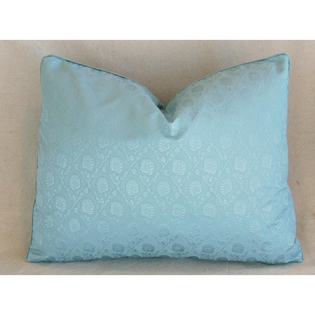 Powder Blue French Lelievre of Paris Pillows - a Pair - Image 4 of 11