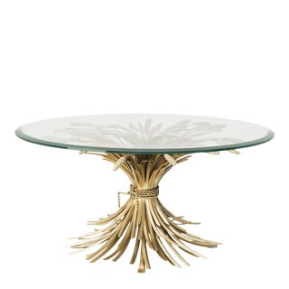 Sheaf Wheat Coffee Table | Eichholtz Bonheur For Sale