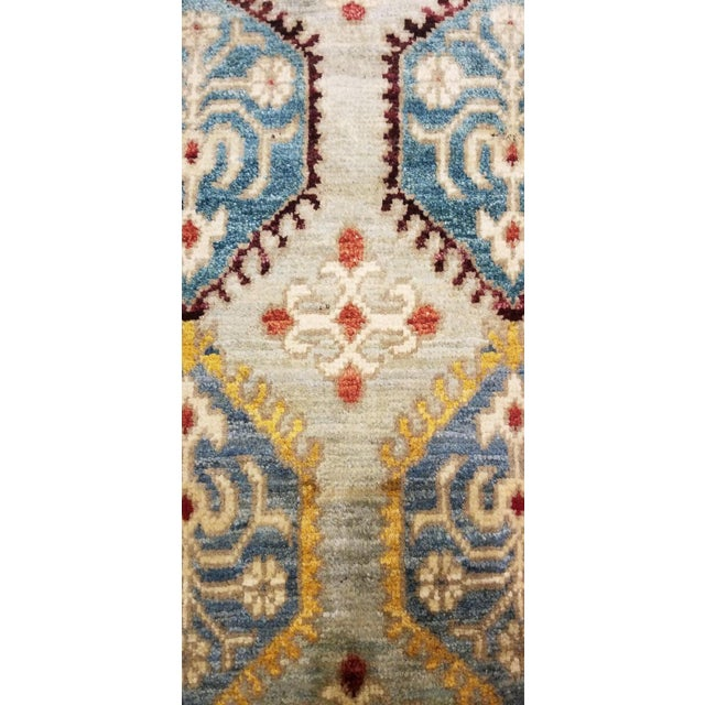 We carry some of the best Afghan bedside rugs, when you like to give your bedroom a colorful new look with one of our...