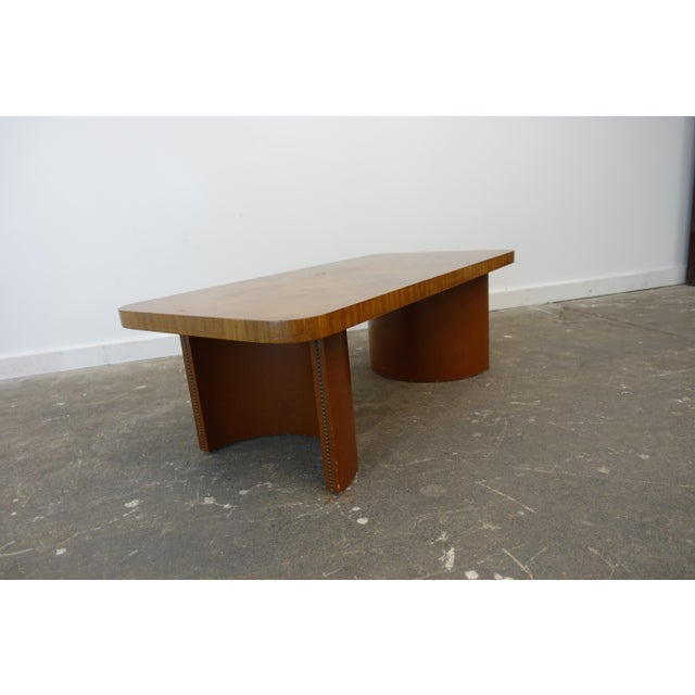 Gilbert Rohde 1950s Mid-Century Modern Gilbert Rohde Coffee Table For Sale - Image 4 of 9