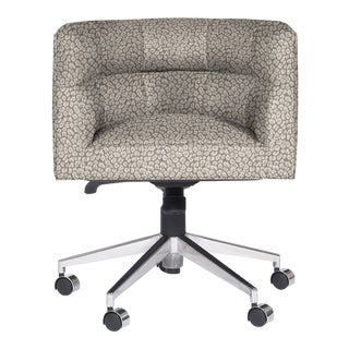 Casa Cosima Perry Desk Chair, Eli Oyster For Sale