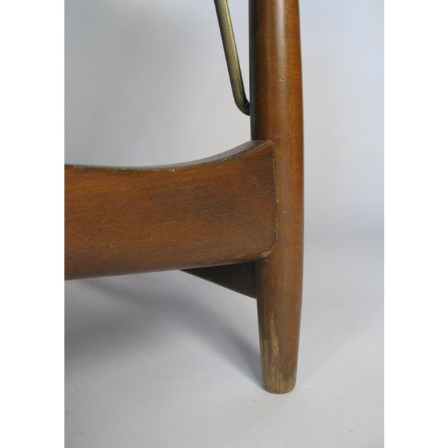1960s 1960s Vintage Danish Adjustable Chaise Lounge by Ib Kofod-Larsen For Sale - Image 5 of 10