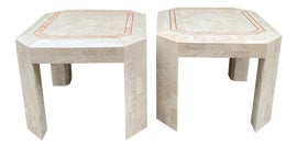 Image of Coral Accent Tables