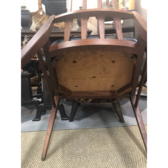 Pair of Harvey Probber Chairs For Sale - Image 10 of 11