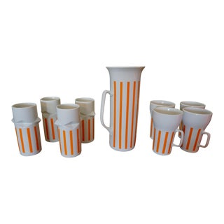 LaGardo Tackett Drinkware Set- 9 Pieces For Sale