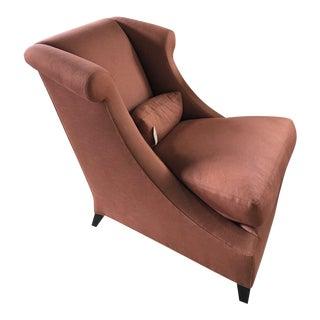 Art Deco Baker Furniture Villa Club Chair For Sale