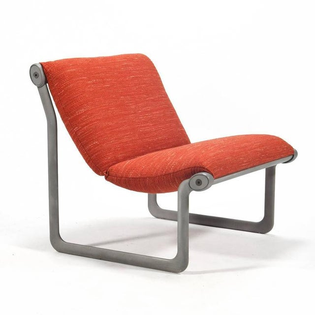 Exquisite Hannah Amp Morrison Lounge Chair By Knoll Decaso