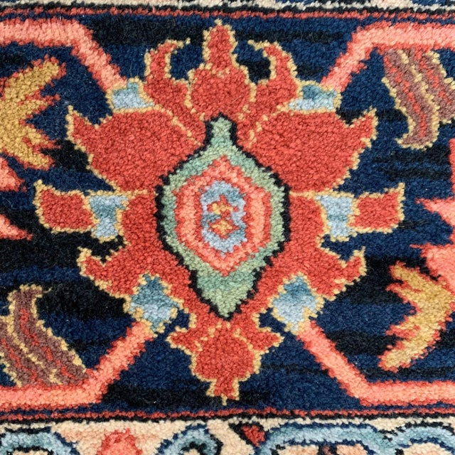 Vintage Serapi #729 Karastan Wool Rug - 8′8″ × 12′ For Sale In Savannah - Image 6 of 11