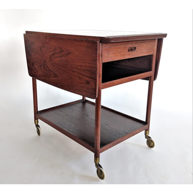 L. Pontoppidan Bar Cart - Image 2 of 9