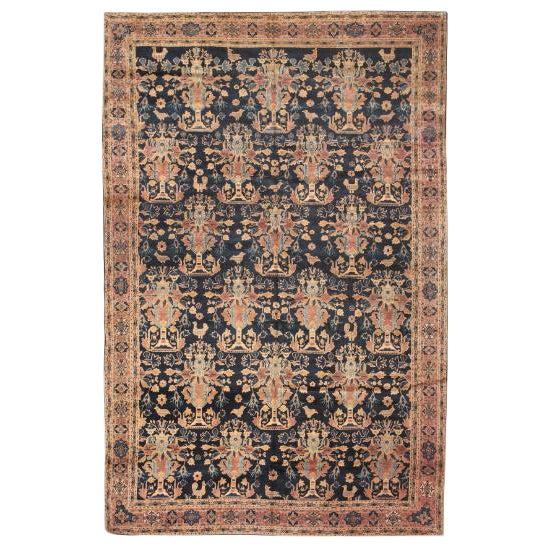 Antique North Indian Carpet For Sale