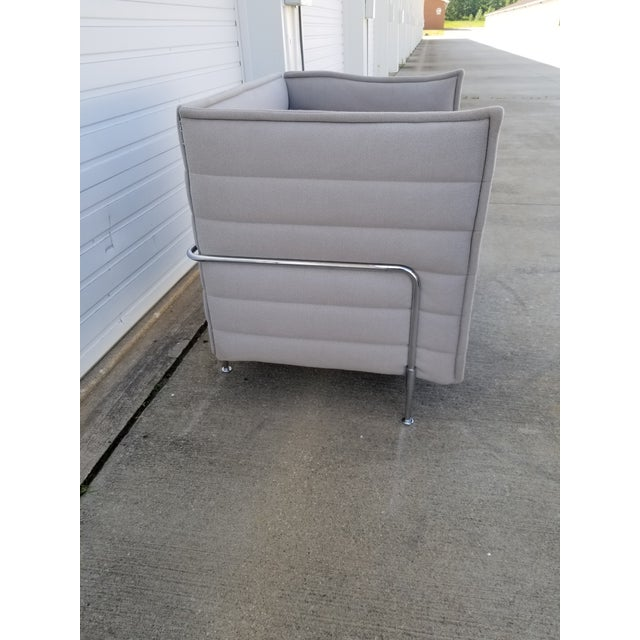 Dark Gray Contemporary Ronan & Erwan Bouroullec for Vitra Loveseat For Sale - Image 8 of 13