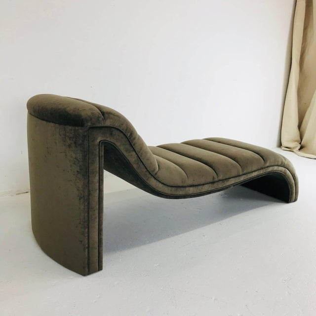 Chaise Lounge, Custom For Sale - Image 4 of 6