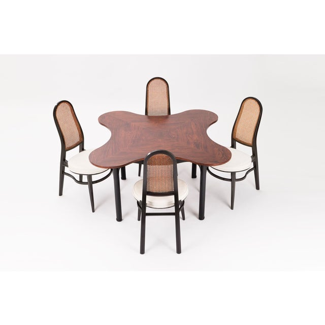 Edward Wormley Janus Game/ Cafe Table For Sale - Image 5 of 10