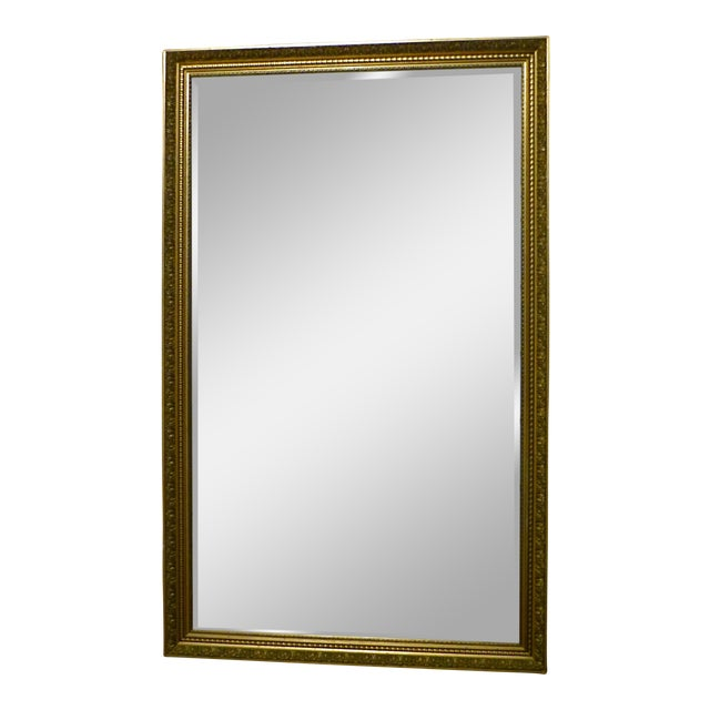 Vintage Large Gilt Framed Mirror - Image 1 of 4
