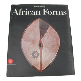 """African Forms"" by Marc Ginsberg for Skira Publishing For Sale"