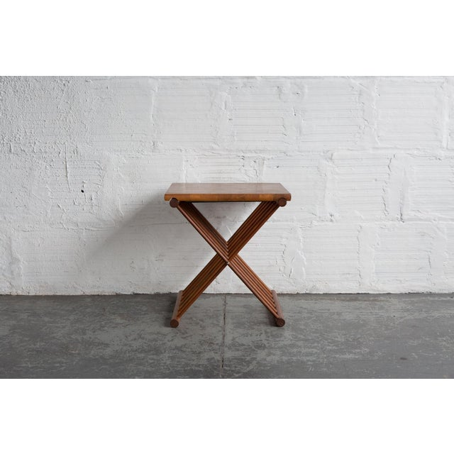 Folding End Tables - Set of 2 - Image 4 of 10
