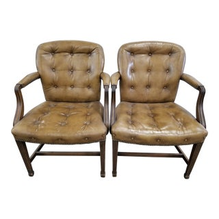 Kittinger Roosevelt Room Chairs - a Pair For Sale