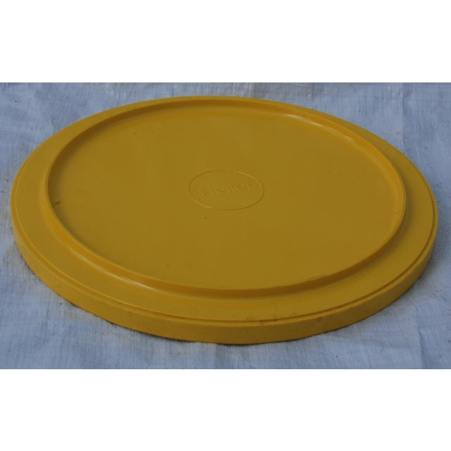 Massimo Vignelli for Heller Tray in Yellow - Image 5 of 5