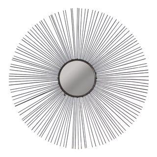 Iron Sunburst Mirror