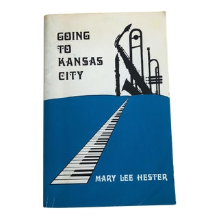 """Going to Kansas City"" Jazz Book"