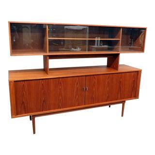 Mid-Century Modern Peter Lovig Nielsen Credenza Sideboard For Sale