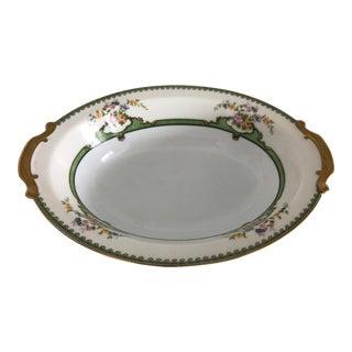 Vintage Noritake China Serving Bowl/Dish For Sale