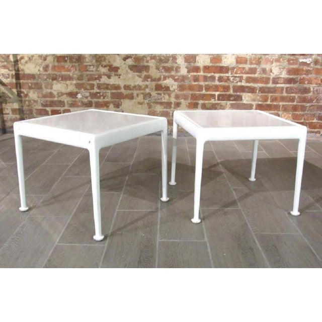 1960s Pair Richard Schultz Side Tables for Knoll For Sale - Image 5 of 5