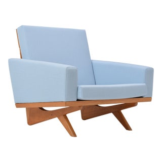Armchair by Georg Thams for as Vejen Polstermøbelfabrik, 1964 For Sale