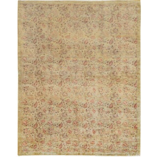 """Mansour Genuine Handwoven Deco Rug - 8'2"""" X 10'4"""" For Sale"""