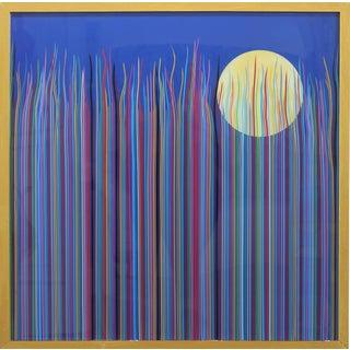 "Mauro Oliveira ""Super Nova"" Contemporary Painting For Sale"