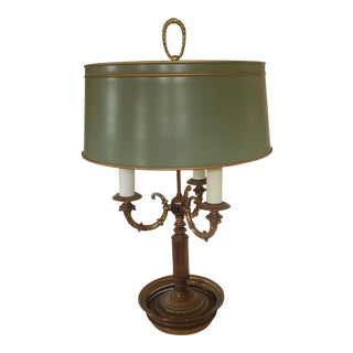 French Bouillotte Table Lamp