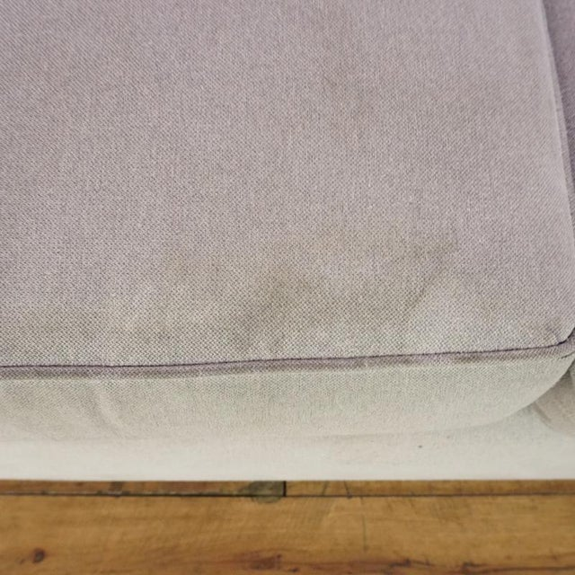 Textile Modern Room & Board Contemporary York Upholstered Sectional Sofa For Sale - Image 7 of 8
