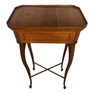 19th Century Biedermeier Side Table or Stand For Sale