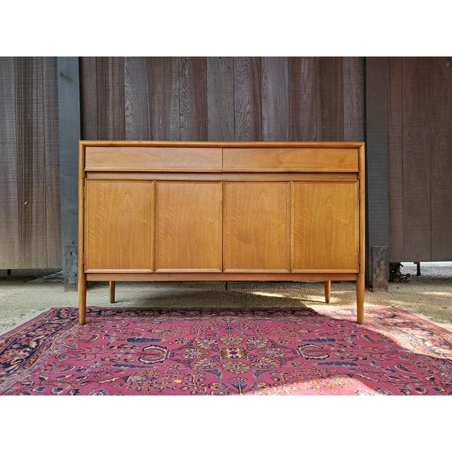 Drexel Mid-Century Modern Parallel Credenza For Sale - Image 13 of 13