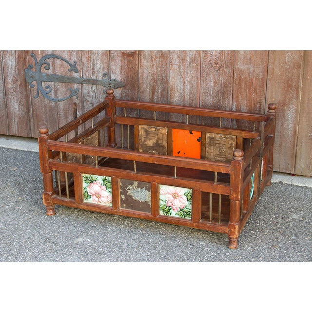 Baby Cradle Swing Table For Sale - Image 4 of 6