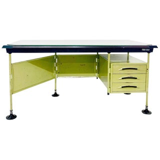 Italian Modernist Spazio Desk by Studio Bbpr for Olivetti - 1959 For Sale