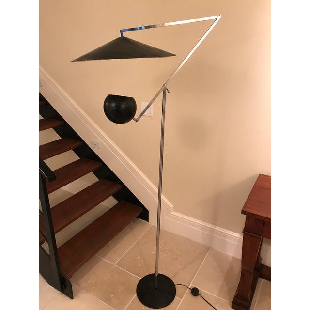 Robert sonneman floor lamp chairish robert sonneman floor lamp image 2 of 5 mozeypictures Images